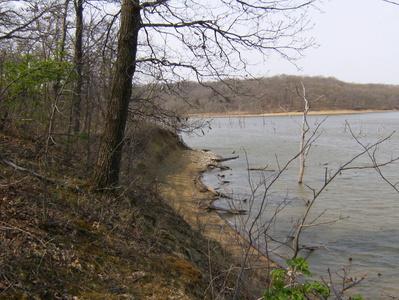 Rockhaven shoreline