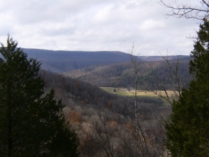 Buffalo River.Boxley to Steel Creek CG.2013-11-15.007