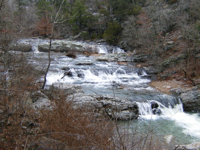 Little Missouri Falls