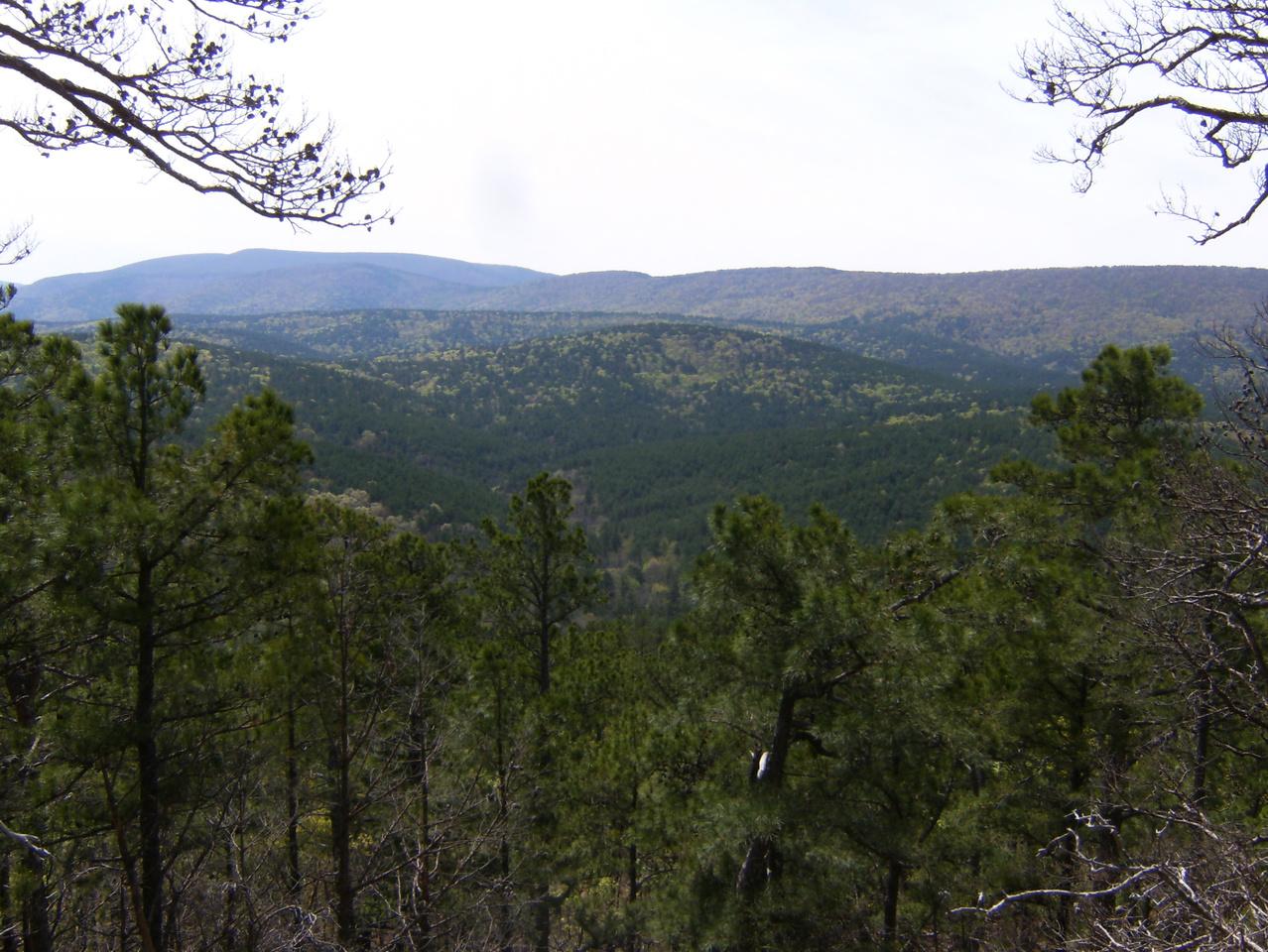 horse thief spring trail