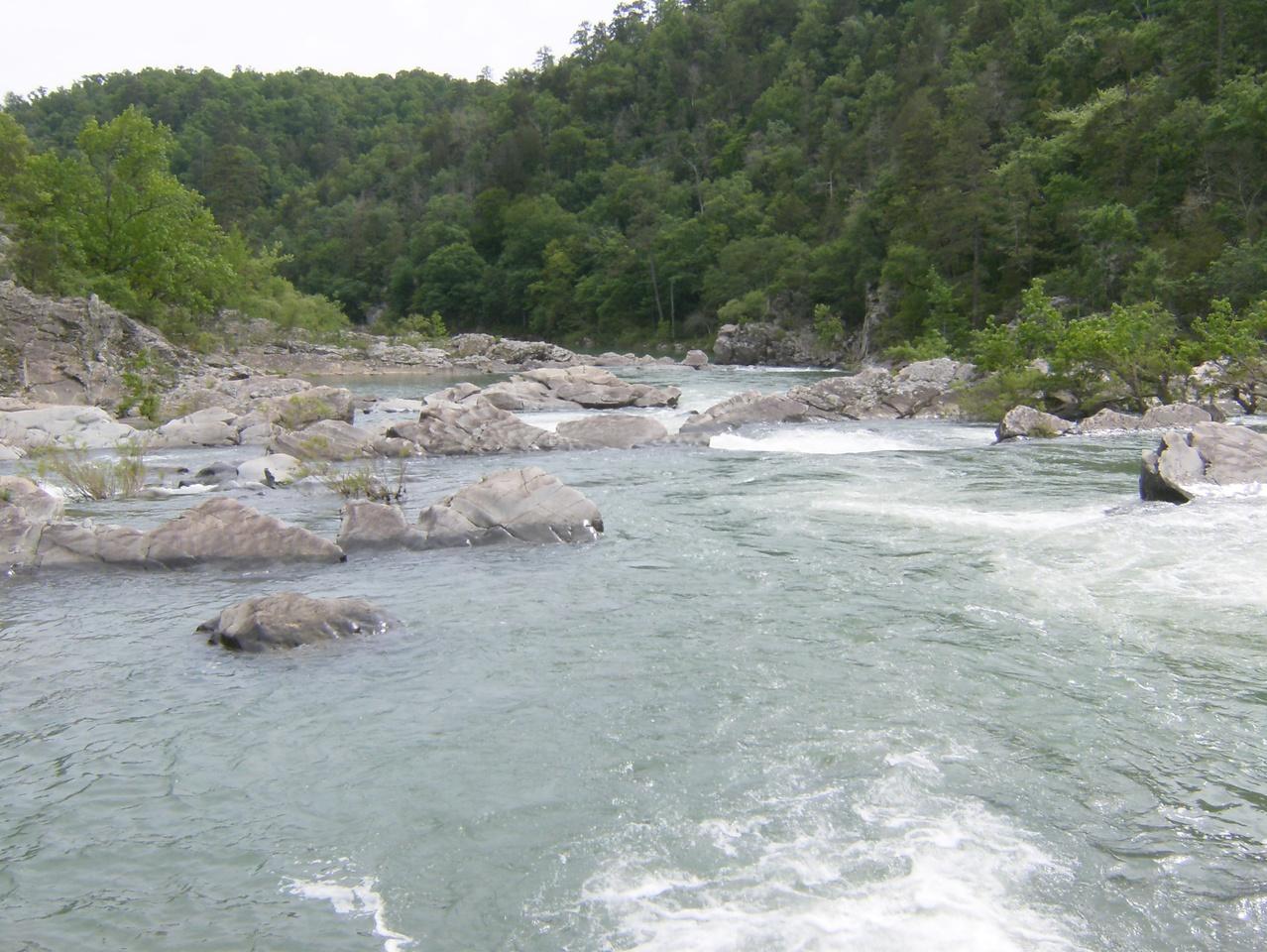 Cossatot River Corridor Trail The Compulsive Hiker