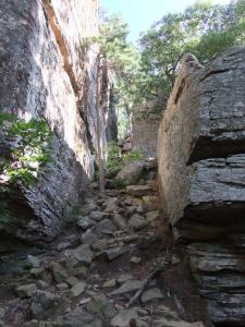 Ascending to Sam's Throne.
