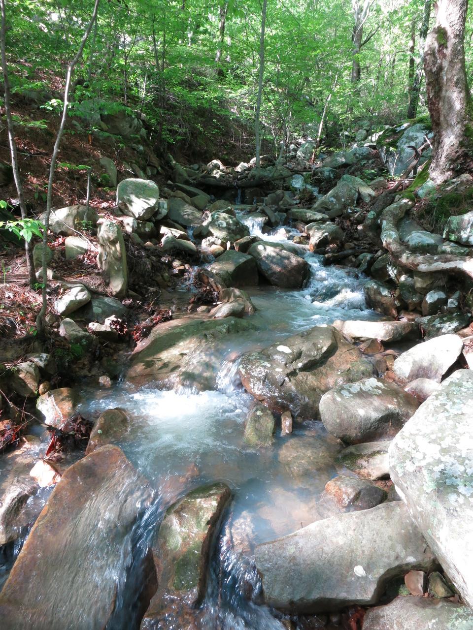 ouachita trail  u2013 winding stair campground to deadman gap