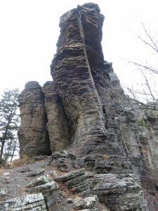 Sugarloaf Mtn - Heber Springs AR